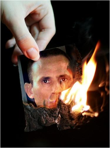 Ferrer se quema