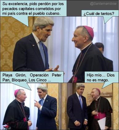 kerry vaticano
