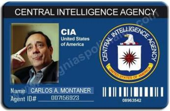 MONTANER AGENTE CIA