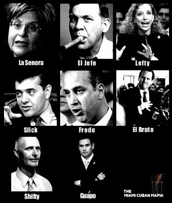 la mafia cubana en miami