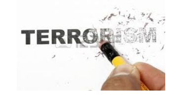 no al terrorismo