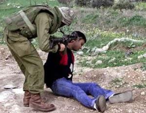 torturas contra el pueblo palestino