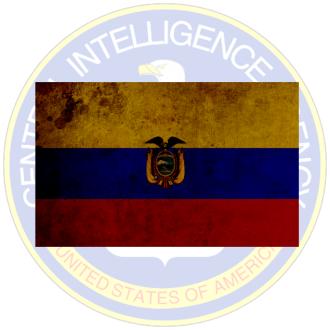 LA CIA EN ECUADOR