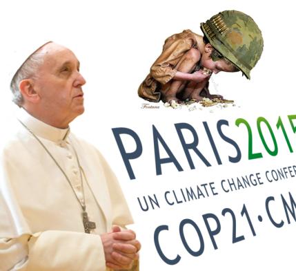 Papa Francisco y COP21