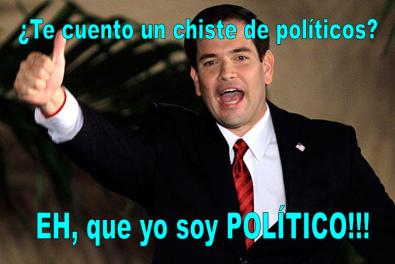 MARCO RUBIO POLITICO