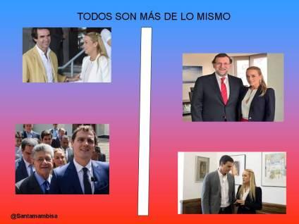 LILIAN TNTORI Y ESPAÑA